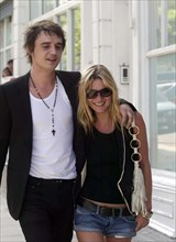 Pete Doherty et Kate Moss