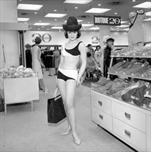 Mode parisienne, 1963