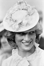 Le Princesse Diana, 1983