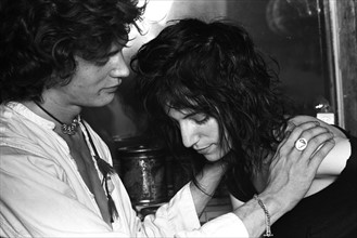 Patti Smith et Robert Mappelthorpe