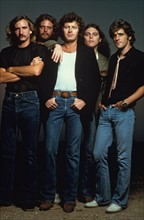 Le groupe californien The Eagles