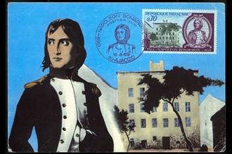 Napoléon 1er et sa maison à Ajaccio