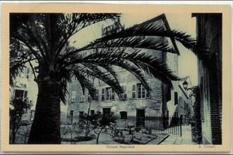 La maison de Napoléon 1er à Ajaccio