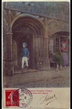 Le lieutenant Bonaparte à Valence