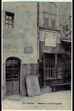 La Valette. Maison de Bonaparte.