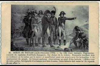 Siège de Toulon (Août- Décembre 1793)