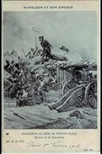 Bonaparte au siège de Toulon
