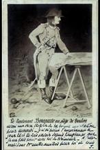 Le lieutenant Bonaparte au siège de Toulon
