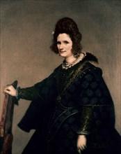 Vélasquez, Portrait d'une femme