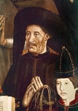 Gonçalves, Polyptique saint Vincent