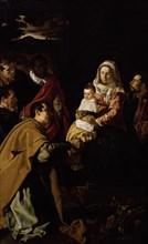 Vélasquez, L'Adoration des mages