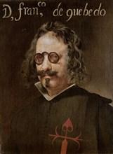 Vélasquez, Francisco de Quevedo (1580-1645)