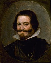 Vélasquez, Le comte de Olivares (1587-1645)