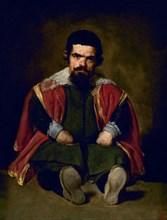 Vélasquez, Sebastián de Morra