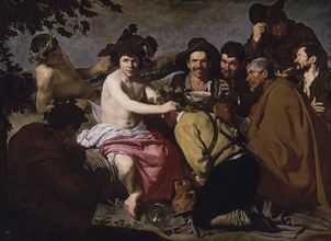 Vélasquez, Les Buveurs