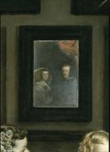 Vélasquez, Les Ménines (détail)