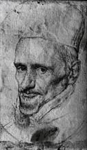 Vélasquez, Cardinal César Borgia