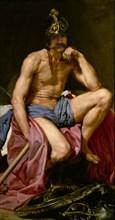 Vélasquez, Le Dieu Mars