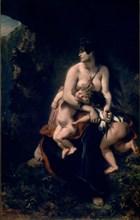 Delacroix, Médée ou Médée furieuse