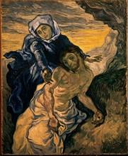 Van Gogh, La Pietà