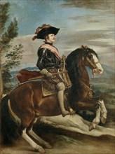 Vélasquez, Philippe IV, roi d'Espagne