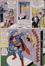Bande dessinée Superman