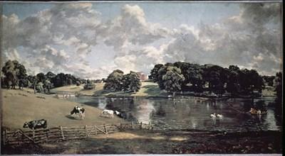 Constable, Wivenhoe Park, Essex
