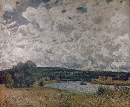 Sisley, La Seine à Suresnes