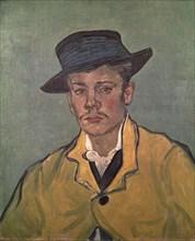 Van Gogh, Armand Roulin à 17 ans