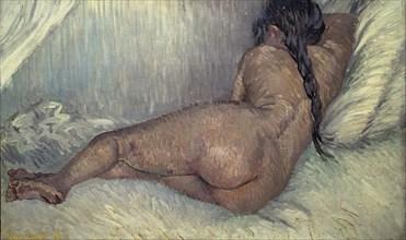 Van Gogh, Femme nue de dos