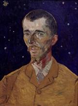 Van Gogh, Portrait d'Eugène Boch