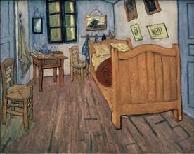 Van Gogh, La chambre de Van Gogh à Arles