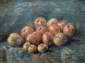Van Gogh, Nature morte aux pommes