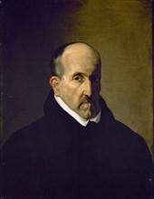 Anonyme, Portrait de Luis de Góngora y Argote