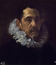 Vélasquez, Portrait de Francisco Pacheco