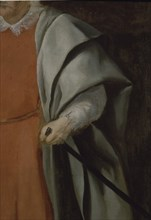 Vélasquez, Le Bouffon Barbarroja, don Cristobal de Castañeda y Pernía