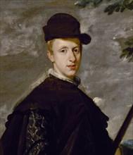 Vélasquez, Le cardinal infant d'Espagne Ferdinand d'Autriche (détail)