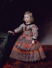 Vélasquez, Infante Marguerite d'Autriche