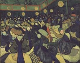 Van Gogh, La salle de danse à Arles
