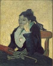 Van Gogh, L'Arlésienne (Mme Ginoux)