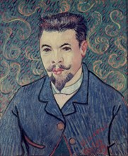 Van Gogh, Portrait du docteur Rey
