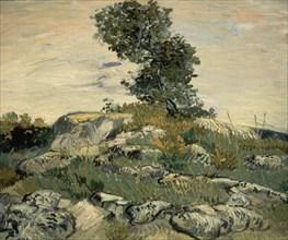 Van Gogh, Rochers