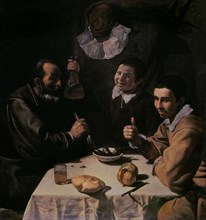 Vélasquez, Le déjeuner