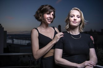 Juliette Tresanini et Maud Bettina-Marie, 2018