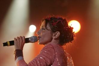 Victoria AbrilMuzik'Elles - Meaux 0622/09/2006