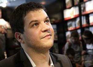 Guillaume Musso, Salon du Livre 2009