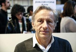Jean-Christophe Ruffin au Salon du livre 2014