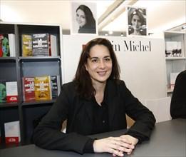 Stéphanie Janicot, Salon du livre de Paris 2015