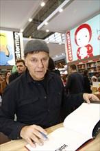 Enki Bilal, Salon du livre de Paris 2015