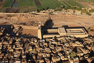 Temple d'Horus à Edfou (Egypte)
